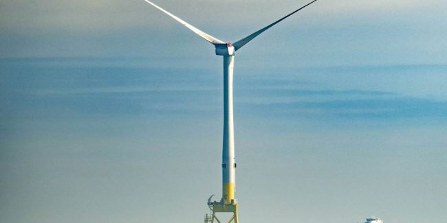 The future of wind power looks very positive