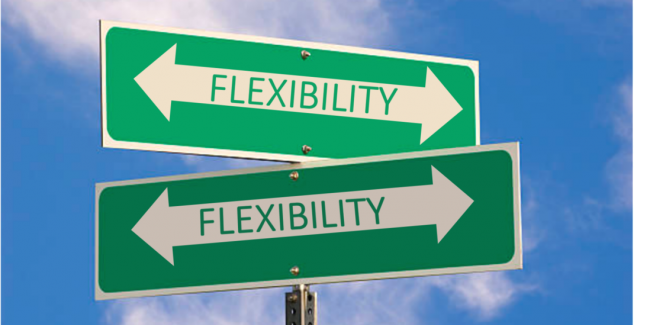 The Growing Imporance of Flexibility