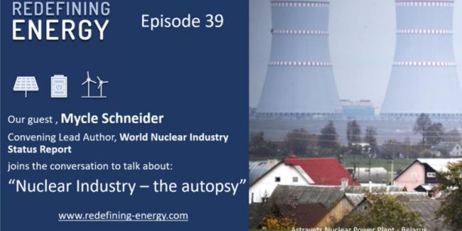 Redefining Energy Nr. 39: The Nuclear Autopsy