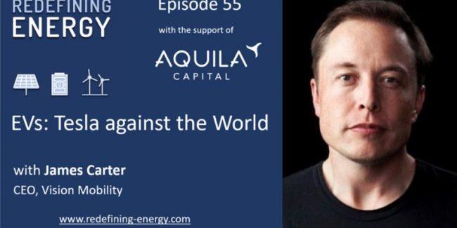 Redefining Energy: Tesla against the World