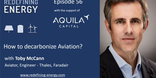 Redefining Energy: How to Decarbonise Aviation