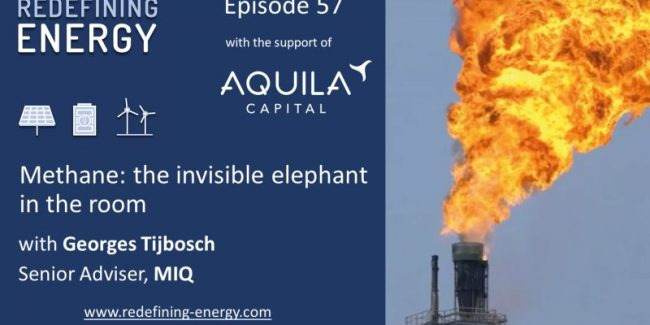 Redefining Energy: Methane – The Invisible Elephant in the Room